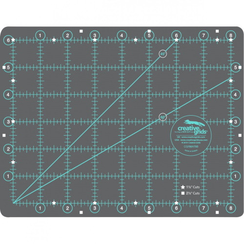 6in x 8in Cutting Mat - CGRMAT68