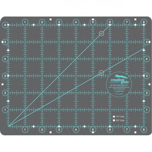 6in x 8in Cutting Mat - CGRMAT68