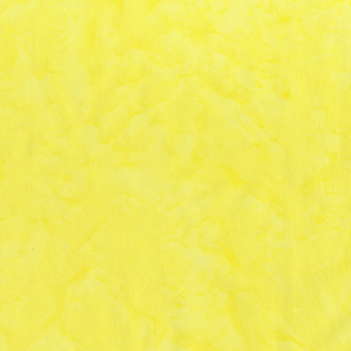 LEMON MARBLED BATIK FABRIC - 100Q-1418