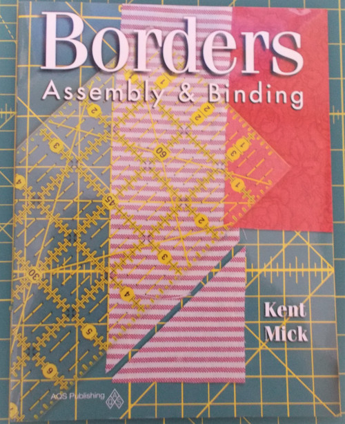 BORDERS - Assembly & Binding