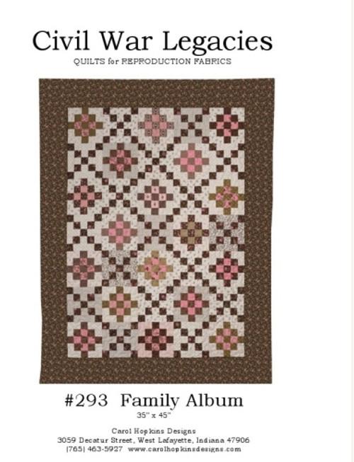 FAMILY ALBUM #294 COVER