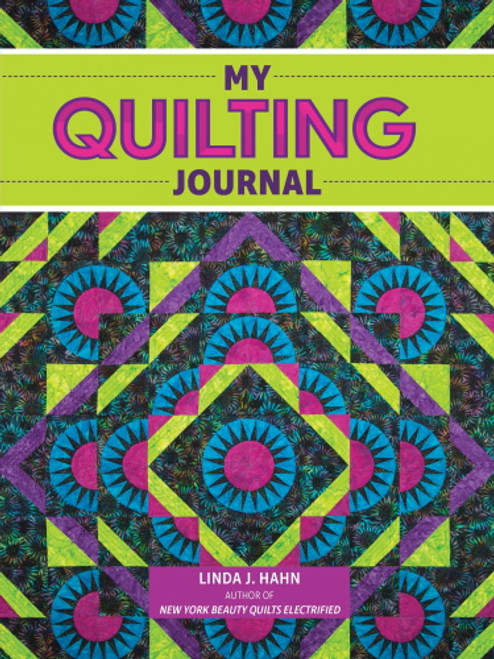 MY QUILTING JOURNAL - 0964M