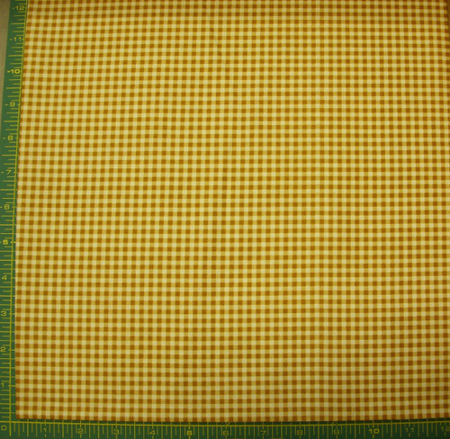 BROWN AND WHITE CHECKED COORDINATE - MAS610-S2 Fields of Gold