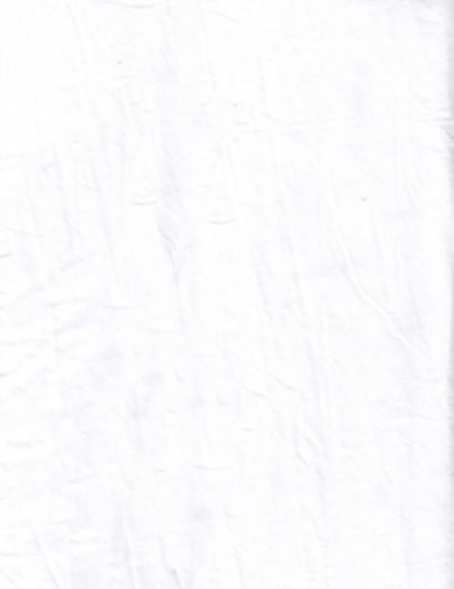 SNOW WHITE HAND MADE BATIK FABRIC -100Q-1547
