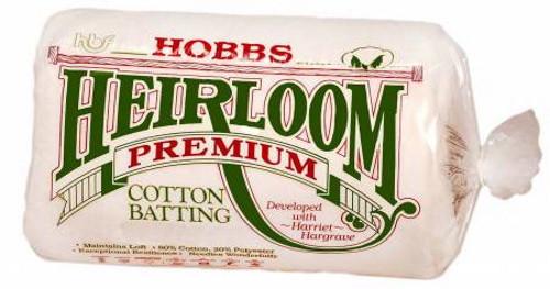 HOBBS 80/20 COTTON BLEND BATTING - QUEEN SIZE