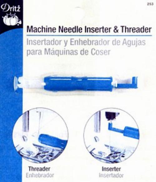 MACHINE NEEDLE INSERTER & THREADER - 253