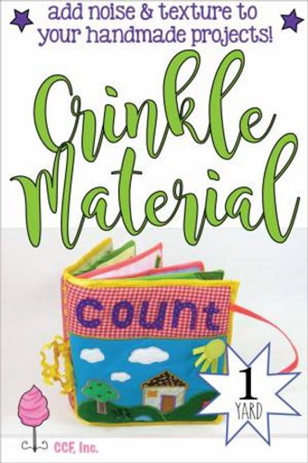 CRINKLE MATERIAL - 1 Yard Package - TFN1001