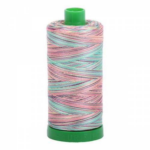 Variegated Cotton Mako Thread - 40wt - 1092 yards (1000m) - MK40-3817