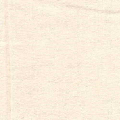 "NATURAL 108"" FLANNEL WIDE BACKING FABRIC - QUF108NAT"