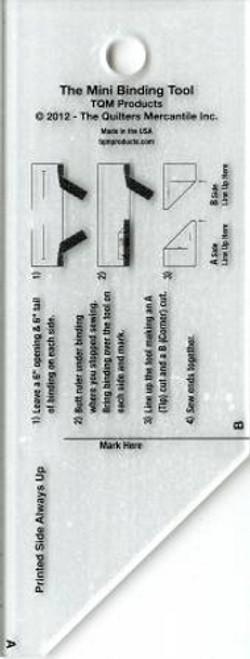 The Mini Binding Tool - TQM003