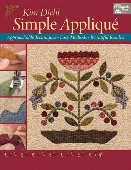 SIMPLE APPLIQUE BOOK - B1520T