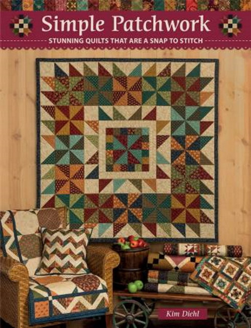 SIMPLE PATCHWORK BOOK - B1525T
