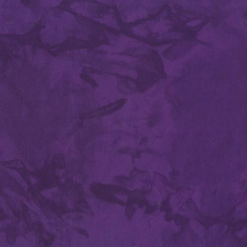 PURPLE REIGN MARBLED BATIK FABRIC - 100Q-1518