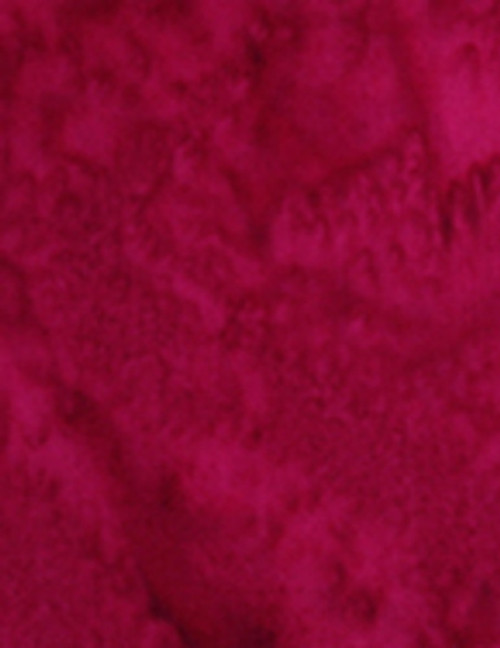 JELLY RED MARBLED BATIK FABRIC - 100Q-1685