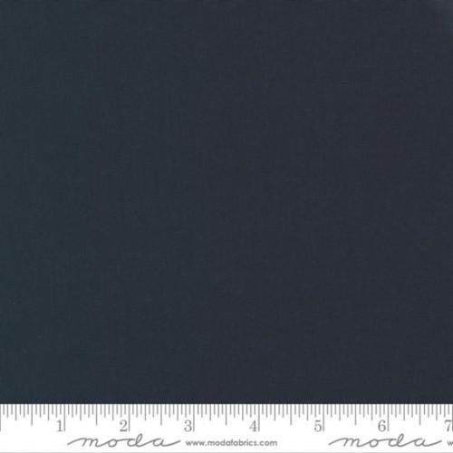 SOLID WASHED BLACK FABRIC - Bella 9900-118