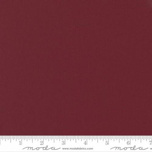 SOLID DEEP BURGUNDY FABRIC - Bella 9900-114