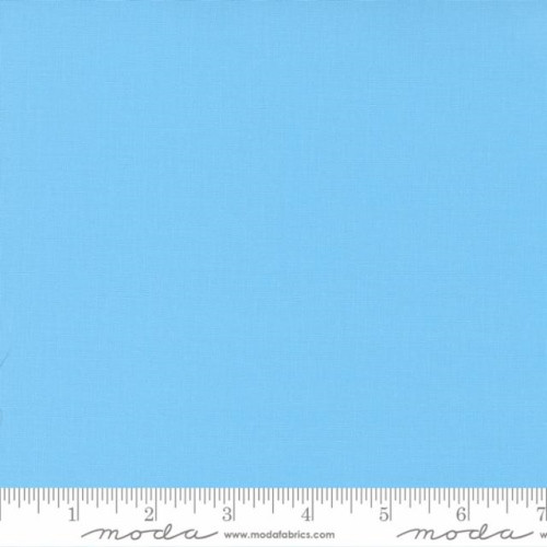 SOLID BLUEBELL FABRIC - Bella 9900-141
