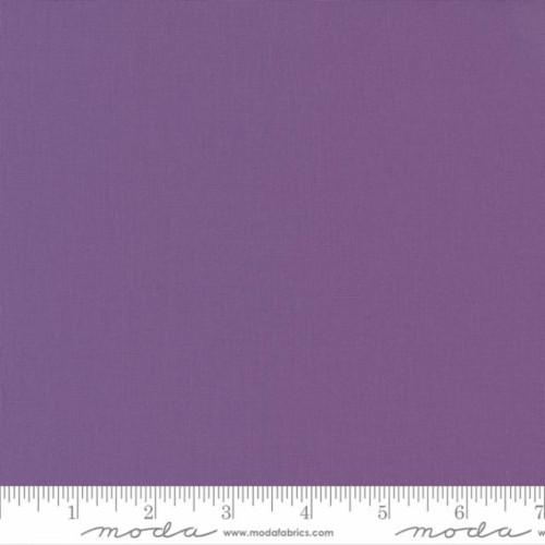 SOLID AUBERGINE PURPLE FABRIC - Bella 9900-139