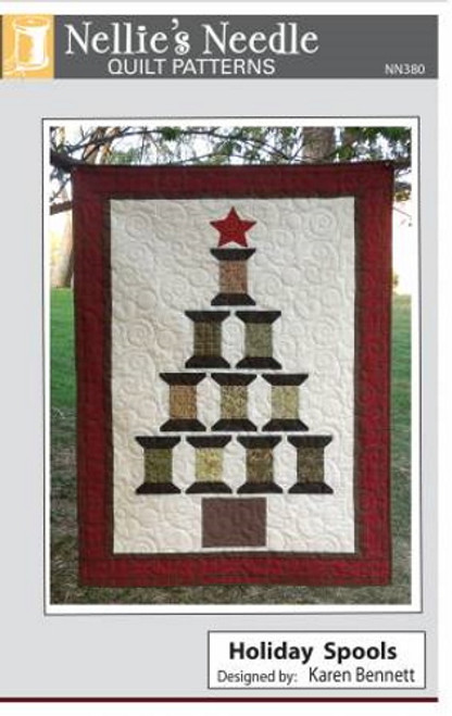 Holiday Spools Pattern - NN380