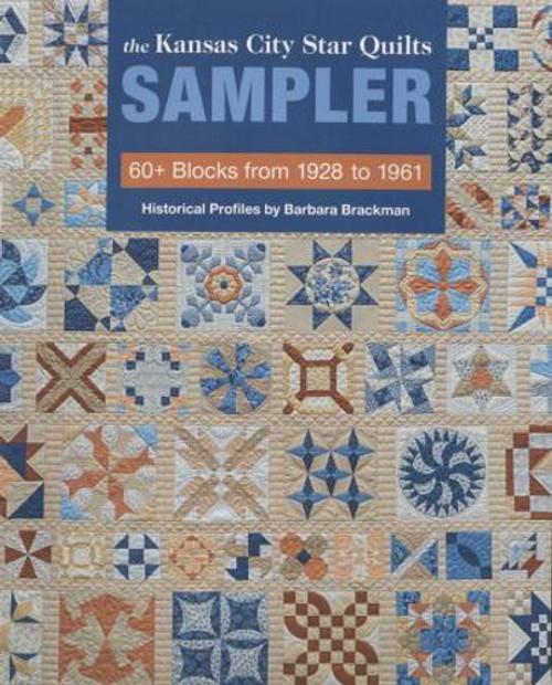 the Kansas City Star Quilts Sampler- 11315