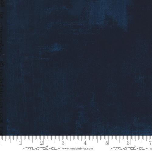 True Blue Grunge Fabric - 30150-558