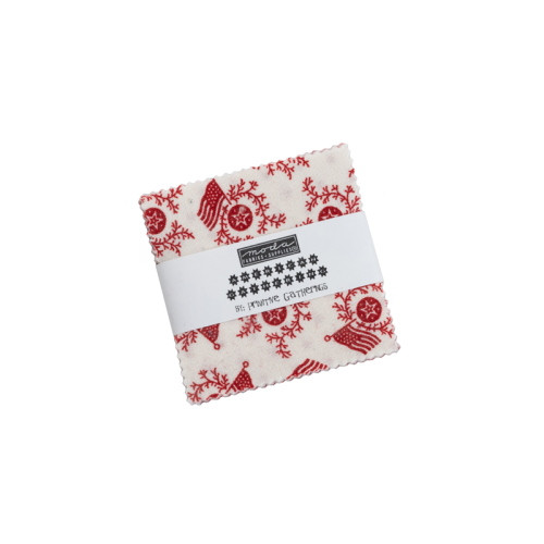 """American Gathering Charm Pack - 42 5"""" Squares - 49120PP"""