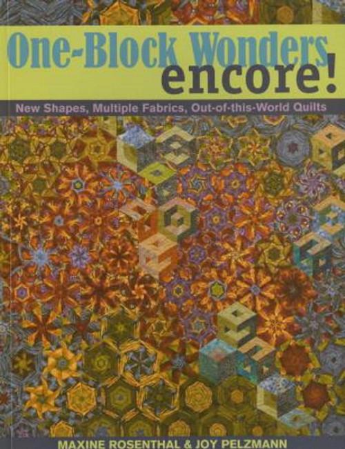 One-Block Wonders Encore Book - 10579