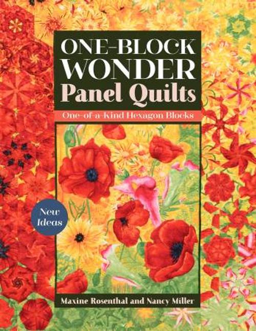 One-Block Wonder Panel Quilts Book - 11404