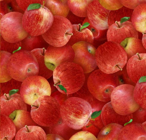 Tossed Apples - 260Red