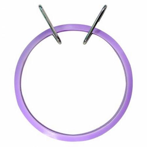 Spring Tension Plastic Hoop - 5 in - TGQ086