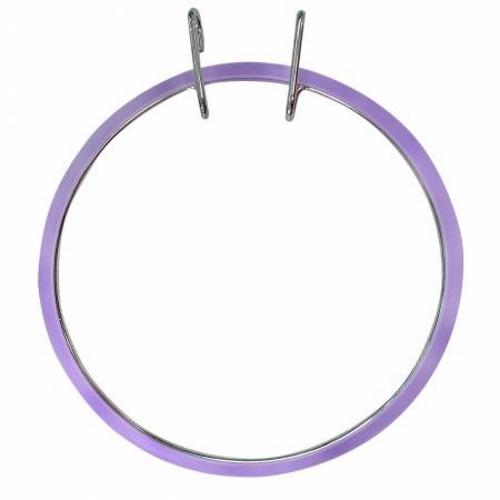 Spring Tension Plastic Hoop - 7 in - TGQ087