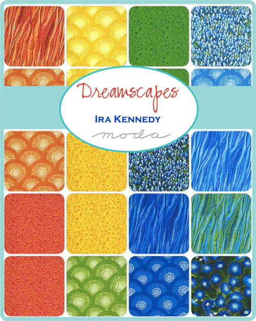 """Dreamscapes Charm Pack - 42 5"""" Squares - 51240PP"""