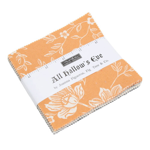 """All Hallow's Eve Charm Pack - 42 5"""" Squares - 20350PP"""