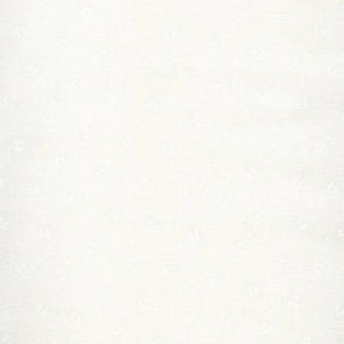 White on White Tone on Tone Fabric -17632-WW