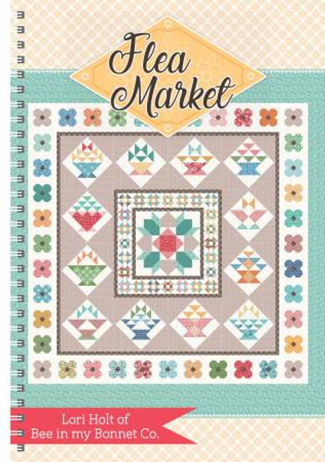 Flea Market Book - ISE-947