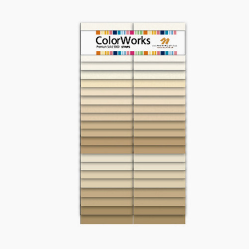 COLORWORKS NEUTRALS STRIPS