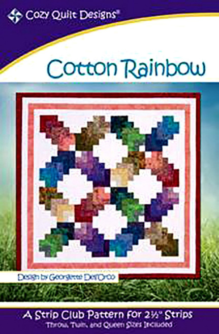 COTTON RAINBOW - A Strip Club Pattern