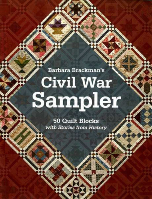 CIVIL WAR SAMPLER BOOK