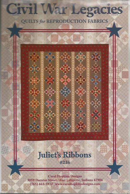 JULIET'S RIBBONS