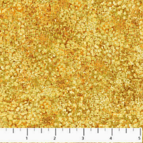 GOLD AND TAN SPECKLE PATTERN