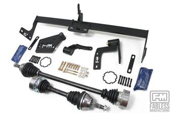 Engine Swap Kit - VW MK1/Scirocco1 - VR6 2.8L 12v