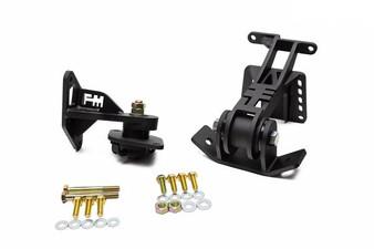 4-Cyl Mount Kit [OEM Position] - VW MK2, Corrado, MK3