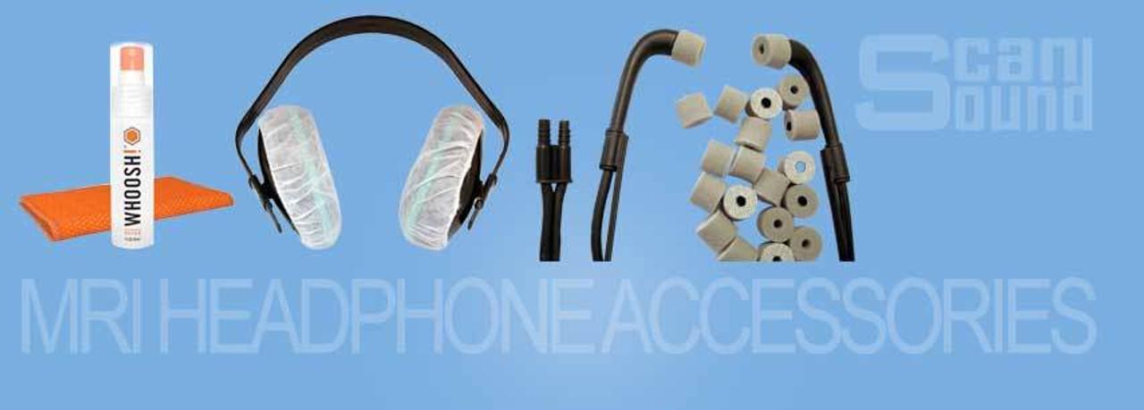MRI Headphone Accessories