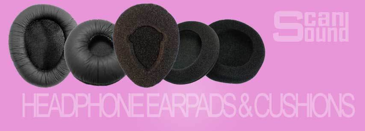 Headphone Earpads and Cushions
