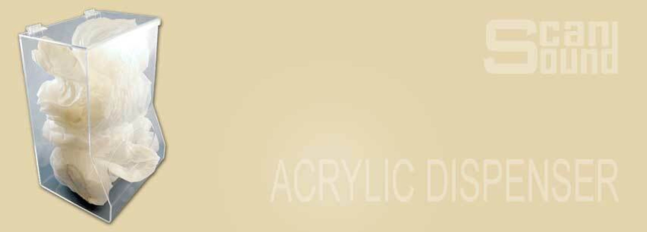 Acrylic Dispensers