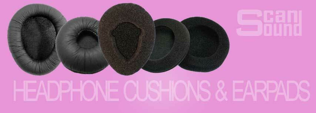 Headphone Cushions & Earpads