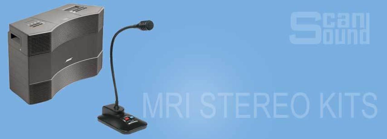 MRI Stereo System Kits