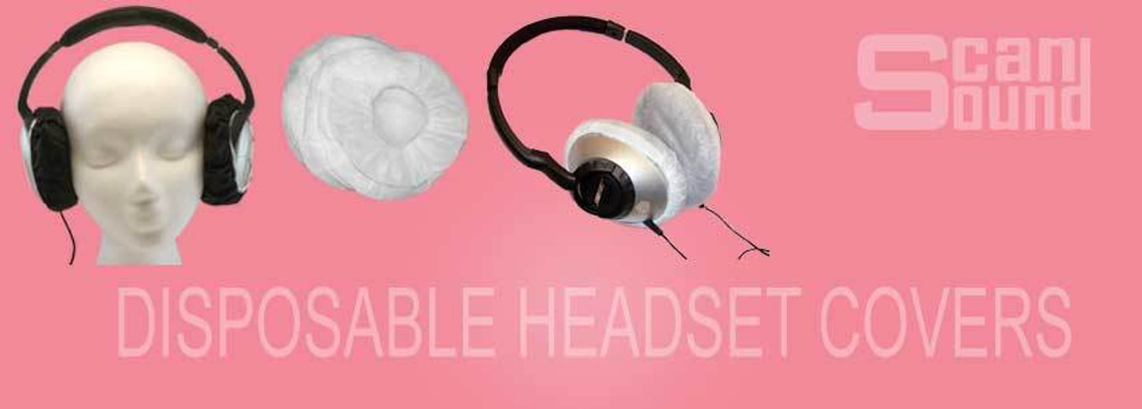 Disposable Headset Covers