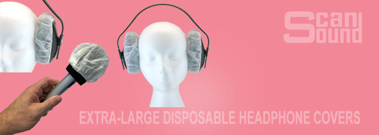 Extra-Large Headphone Covers