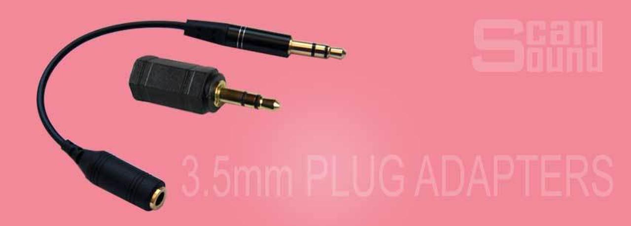 3.5mm Male Plug